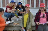 По странам и континентам в Каменниковской библиотеке