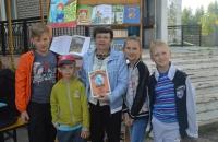 «Книжные герои-сладкоежки!» в Каменниковской библиотеке