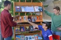 «Молодость на книжной волне» в Каменниках