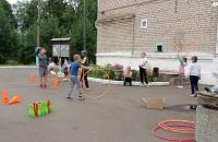 Закрытие проекта «Вокруг лета» в Каменниковском ЦД