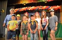 Закрытие смены детского лагеря «Островок» в Каменниках