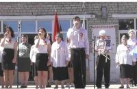 Парад Победы в Каменниковском сельском поселении