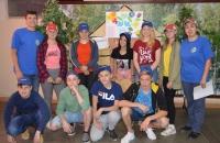 Профильная смена для творческой молодежи в Каменниках