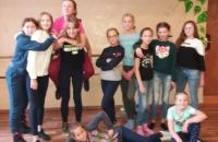 «Школьная дискотека» в Каменниковском центре досуга