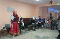 «Свет Рождества» в Каменниковском центре досуга