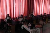 Видеосалон «Подвигу твоему. Ленинград» в Каменниковском ЦД