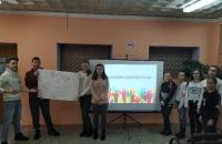 Мероприятие для волонтеров в Каменниковском ЦД